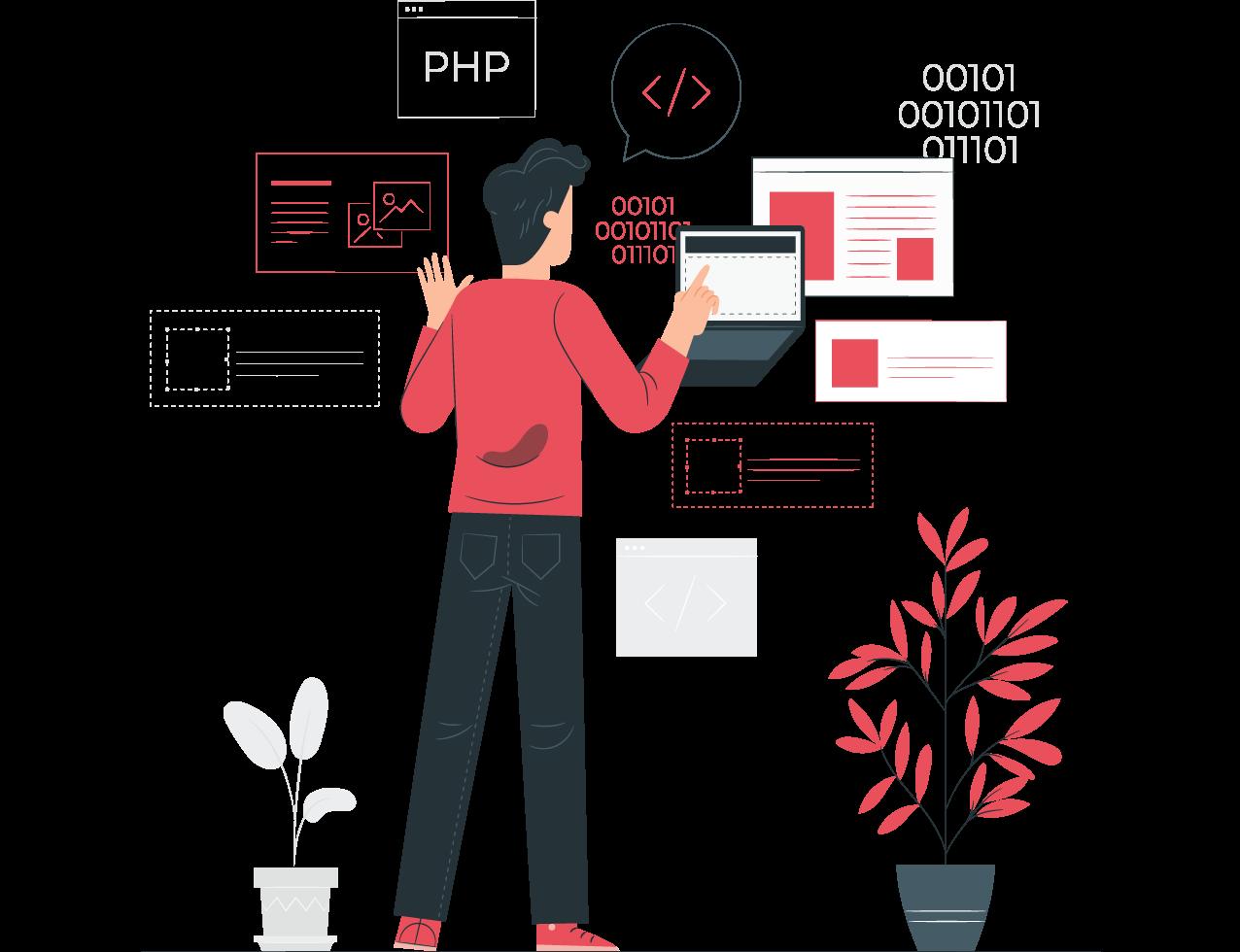 développement logiciel sur mesure